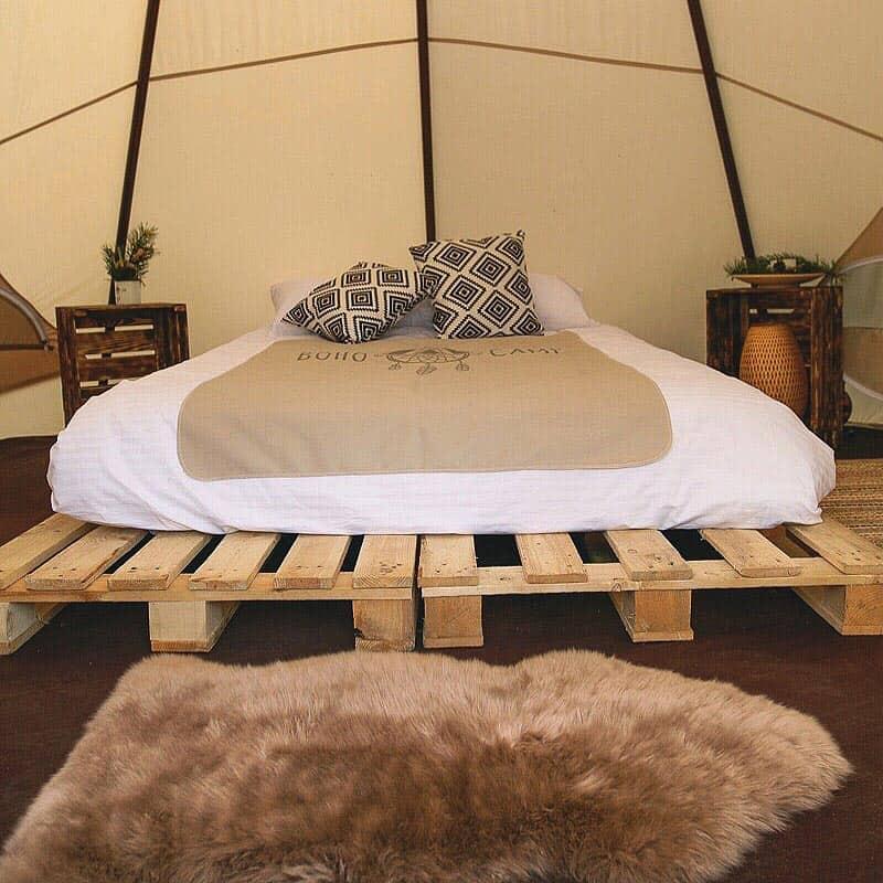 2х местный шатер типи. Заородный отдых в стиле Бохо. BOHO CAMP